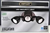 Defiant LED Security Light