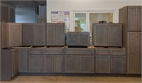 Storm Shaker 12pc Kitchen Cabinet Set
