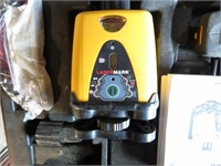 Laser Transit with Tripod