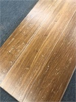 Hand Sculpted Solid Strand Bamboo Flooring