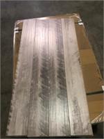 Weathered Gray Laminate 12MM Kronotex Flooring