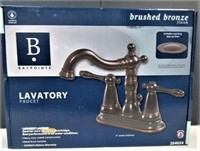 BayPointe Bronze Finish Lavatory Faucet