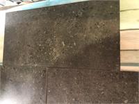 Marbled Black 12x24 Porcelain Tile