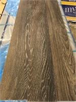 Wood Look Brown 6x48 Porcelain Tile