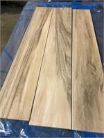Blonde Wood Look 6x36 Porcelain Tile