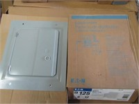 Eaton Load Center Breaker Box
