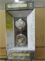 TruGuard Dead Bolt Single Cylinder Lock