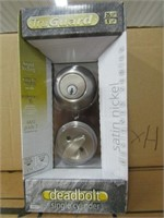 TruGuard Dead Bolt Single Cylinder Lock