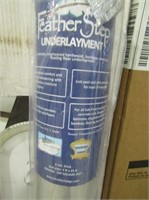 Feather Step Underlayment 100 Sq Ft Roll