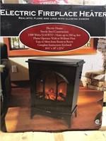 Electric Fireplace Room Heater 1500W 5110 BTU