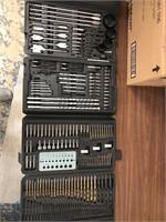 203 pc Drill Bit Set