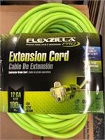 Flexzilla 100' Extension Cord