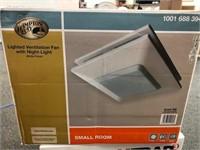 Hampton Bay Lighted Ventilation Fan