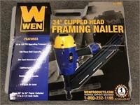 Wen Framing Nailer