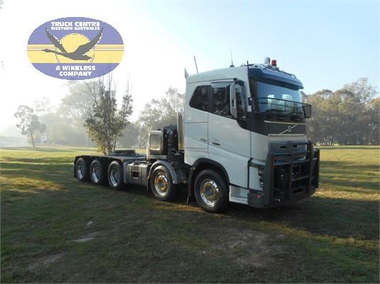 2015 Volvo FH16 Truck Centre WA - Trucks for Sale