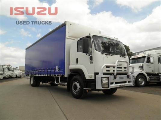 2009 Isuzu FVD Used Isuzu Trucks - Trucks for Sale