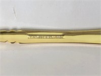Gold Colored Stainless Steel flatware