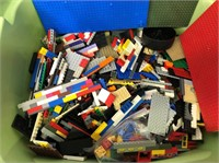 Large tub of Legos