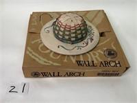 Longaberger Wall Arch & Longaberger Hat
