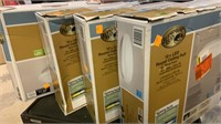 """Lot of 4 - 12"""" LED Round Ceiling Puff"""