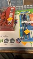 Paper, Big Bands,  Mechanical Pencils