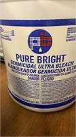 Pure Bright Germicidal Ultra Bleach- lot of 2