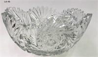 Heisey Glass Bowl