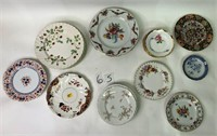 Collection of Misc. Plates