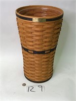 Longaberger J.W. Collection 1994 Umbrella Basket