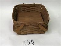 Longaberger Pie Basket 1983