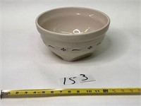 Large Longaberger Bowl