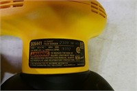 DeWalt 1/4 Sheet Palm Sander in Case