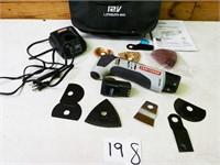 Craftsman 12 Volt Lithium Ion Cordless Multi Tool