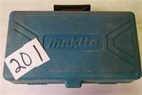 "Makita Power Planer 3-1/4"" in Case"