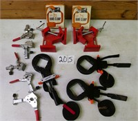 Band Clamps, Can-Do Clamps, Wolfcraft Clamps+