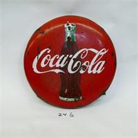 Vintage Coco Cola Sign
