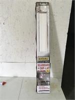 Package of MDF Primed Beadboard/Shiplap