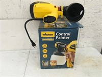 Wagner Control Painter Spray Gun NO Paint Bowl