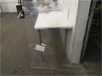 44H x 33 1/2W Piece of PlexiGlass
