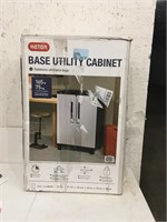 "26"" x 18"" x 39"" Base Utility Cabinet-Open Box"