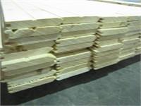 """White Pine T&G Paneling 1""""x6""""x14'"""