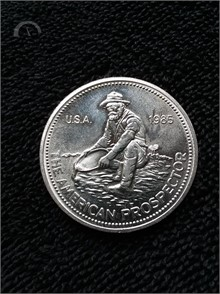 1985 Engelhard 1 Oz Fine Silver .999 Otros EEUU Monedas