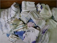 Towels, Wash Cloths, Napkins, Table Cloths, etc.