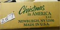 Christmas in America Artificial Tree