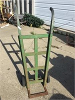 hand truck, some rusting