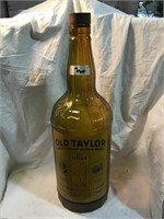 Old Taylor Kentucky straight Bourbon whiskey