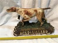 A good champion bond and Lillard chalk statue