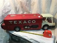 Texaco fuel truck