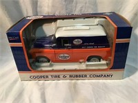 Cooper tire and rubber Company collector car,