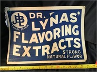 Dr Lynas flavoring extract paper advertising, 14